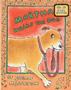 Martha Walks the Dog (Paperback)