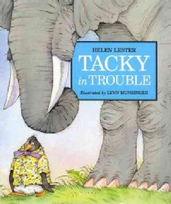 Tacky In Trouble (Paperback)