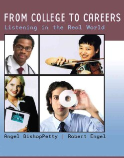 From College to Careers: Listening in the Real World (Paperback)