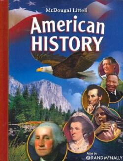 American History, Grades 6-8 Full Survey: Mcdougal Littell American History (Hardcover)