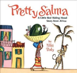 Pretty Salma: A Little Red Riding Hood Story from Africa (Hardcover)