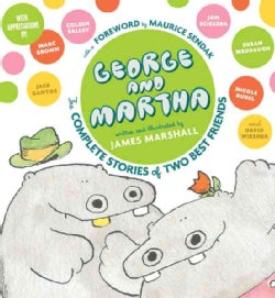 George and Martha: The Complete Stories of Two Best Friends (Hardcover)