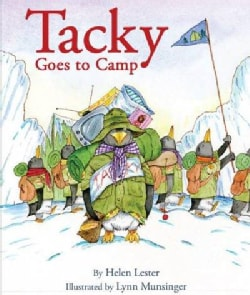 Tacky Goes to Camp (Hardcover)