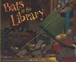 Bats at the Library (Hardcover)