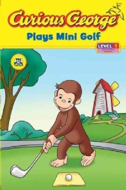 Curious George Plays Mini Golf (Paperback)