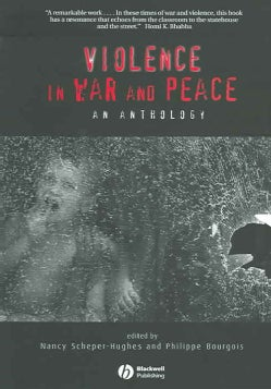Violence in War and Peace: An Anthology (Paperback)