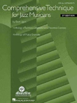 Comprehensive Technique for Jazz Musicians: For All Instruments (Paperback)