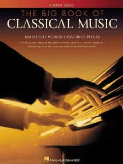 The Big Book of Classical Music (Paperback)