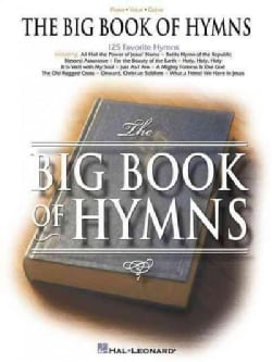 The Big Book of Hymns: Piano, Vocal, Guitar (Paperback)
