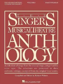 The Singer's Musical Theatre Anthology: Baritone/Bass (Paperback)