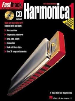 Fast Track Harmonica 1: For C Diatonic Harmonica