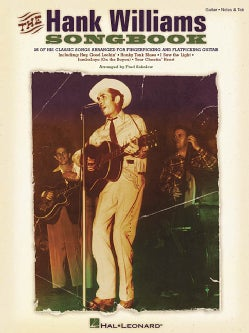 The Hank Williams Songbook (Paperback)