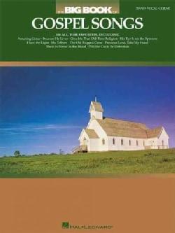 The Big Book of Gospel Songs: Piano, Vocal, Guitar (Paperback)
