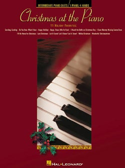 Christmas at the Piano (Paperback)