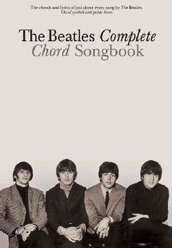 The Beatles Complete Chord Songbook (Paperback)