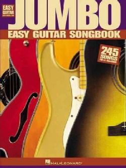 Jumbo Easy Guitar Songbook (Paperback)