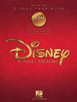 Disney Fake Book (Paperback)