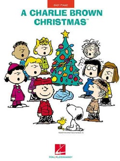 A Charlie Brown Christmas: Easy Piano (Paperback)