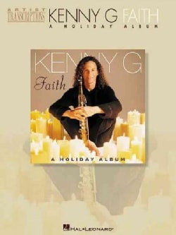 Kenny G-Faith: A Holiday Album (Paperback)
