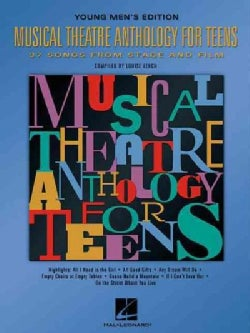 Musical Theatre Anthology for Teens: Young Men's Edition (Paperback)