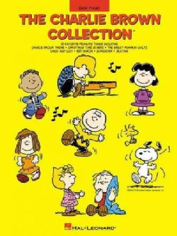 The Charlie Brown Collection: Easy Piano (Paperback)