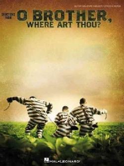O Brother, Where Art Thou?: Guitar Tab/Melody/Lyrics/Chords (Paperback)