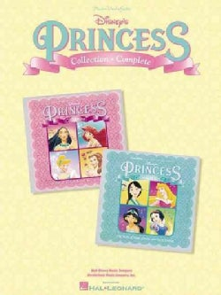 Disneys Princess Collection Complete: Piano, Vocal, Guitar (Paperback)