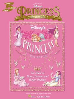 Selections from Disneys Princess Collection: The Music of Hope, Dreams and Happy Endings (Paperback)