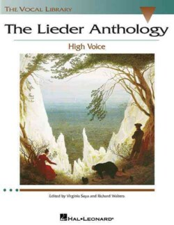 The Lieder Anthology: High Voice (Paperback)