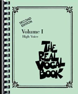 The Real Vocal Book (Paperback)