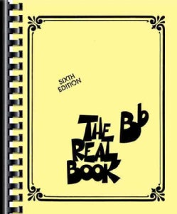 The B Flat Real Book (Paperback)