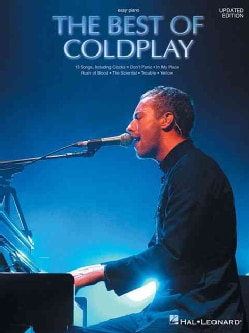 The Best of Coldplay for Easy Piano (Paperback)