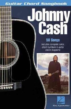 Johnny Cash: Guitar Chord Songbook (Paperback)