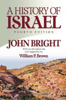 A History of Israel (Paperback)
