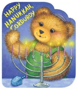 Happy Hanukkah, Corduroy (Board book)