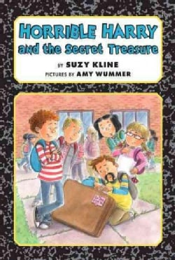 Horrible Harry and the Secret Treasure (Hardcover)