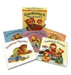 Corduroy's Tiny Treasury (Board book)