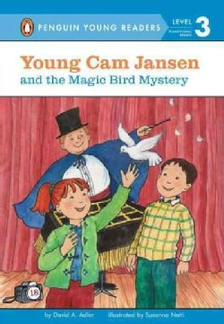 Young Cam Jansen and the Magic Bird Mystery (Hardcover)