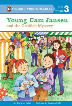 Young Cam Jansen and the Goldfish Mystery (Hardcover)