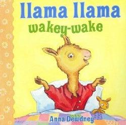 Llama Llama Wakey-Wake (Board book)