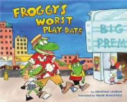 Froggy's Worst Playdate (Hardcover)