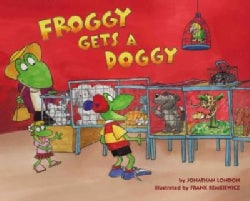 Froggy Gets a Doggy (Hardcover)