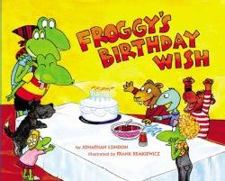 Froggy's Birthday Wish (Hardcover)