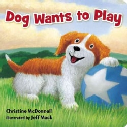 Dog Wants to Play (Board book)