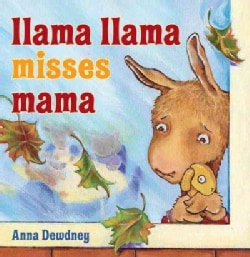 Llama Llama Misses Mama (Hardcover)