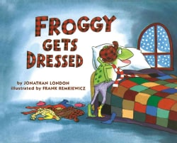 Froggy Gets Dressed (Hardcover)