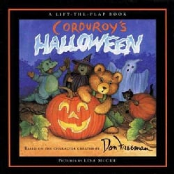 Corduroy's Halloween: A Lift-The-Flap Book (Hardcover)