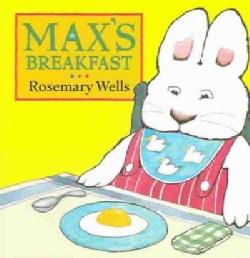 Max's Breakfast (Board book)