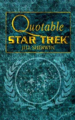 Quotable Star Trek (Paperback)