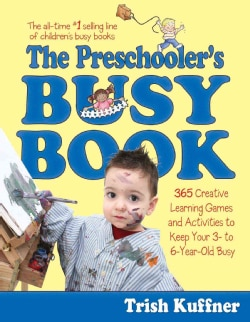 The Preschooler's Busy Book (Paperback)